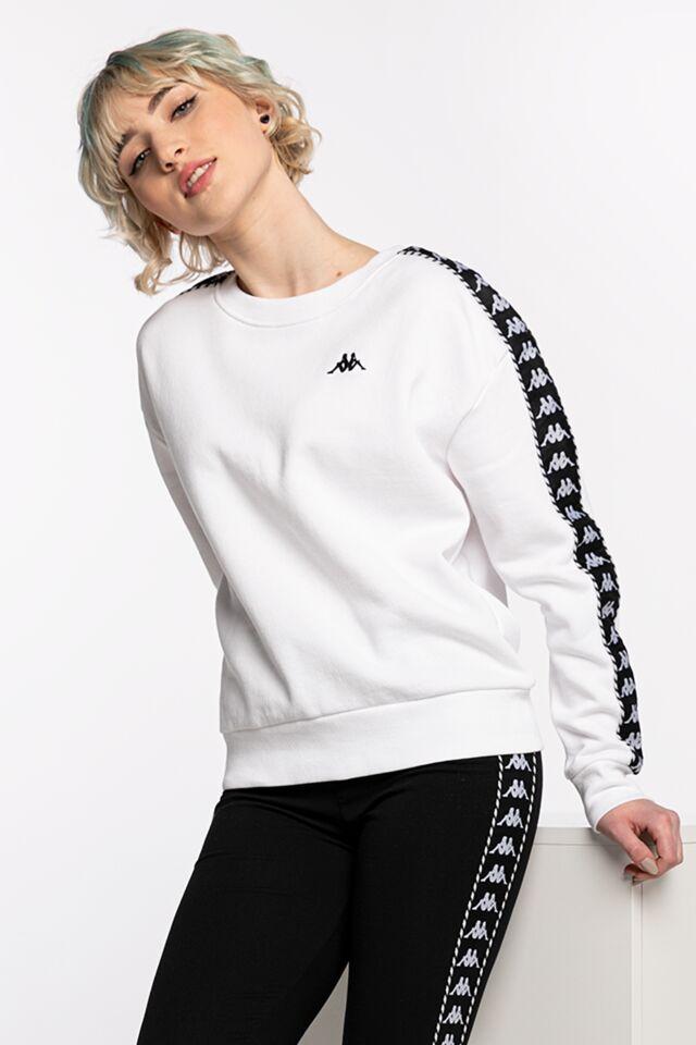 TYPU CREWNECK ILARY Wo Sweatshirt, Comfort Fit 309068 11-0601