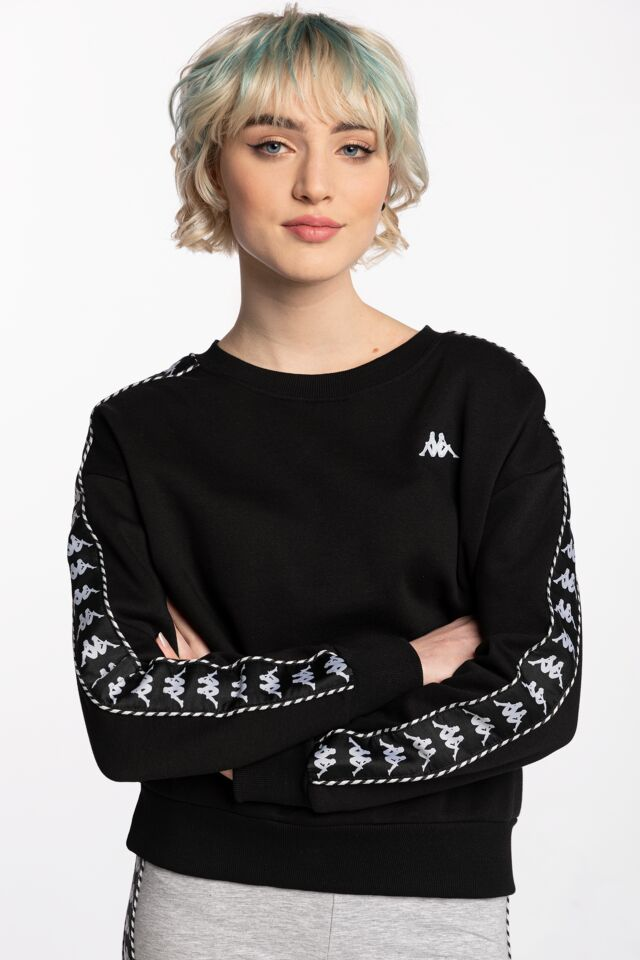 TYPU CREWNECK ILARY Wo Sweatshirt, Comfort Fit 309068 19-4006