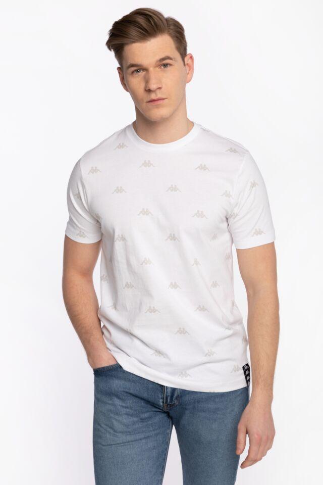 Z KRÓTKIM RĘKAWEM IZDOT T-Shirt, Regular Fit 309037 11-0601