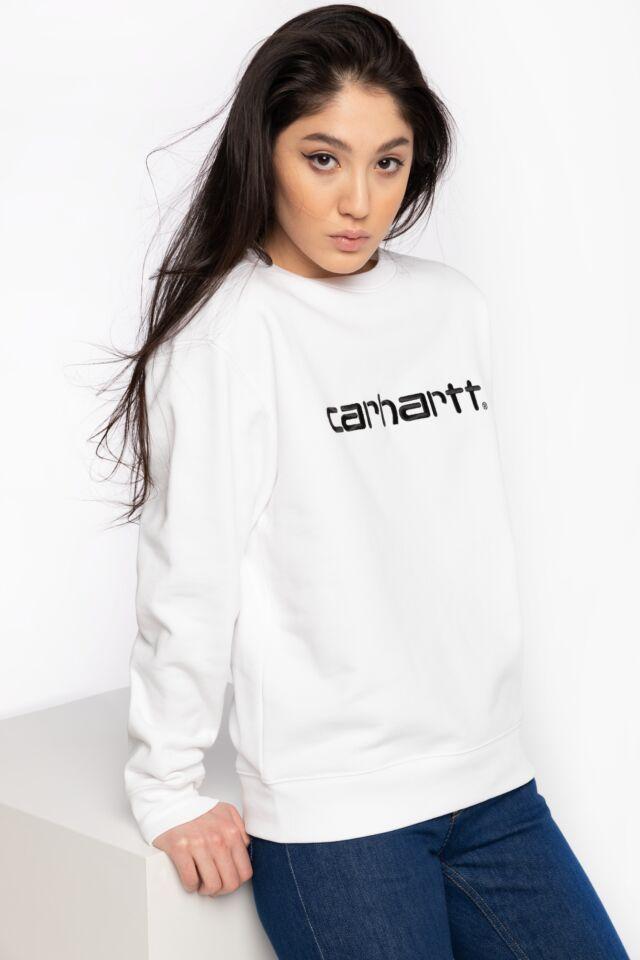 W' Carhartt Sweat I027475-290