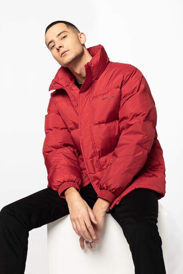 Danville Jacket I028134-0F900 RED