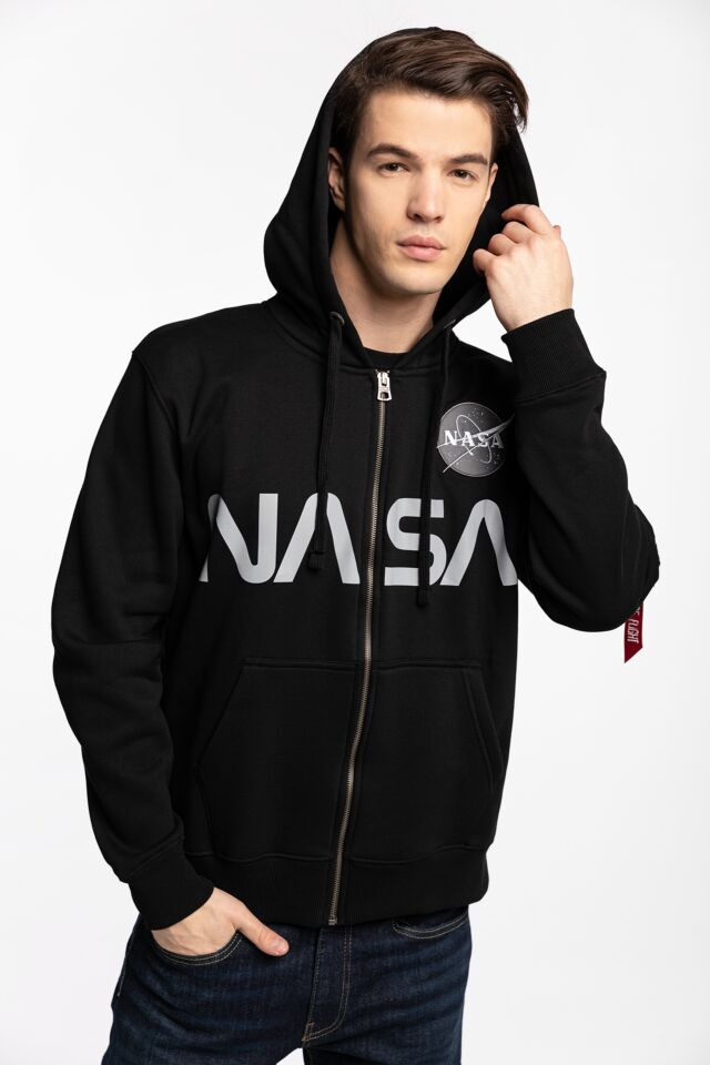 NASA ZIP HOODY 03