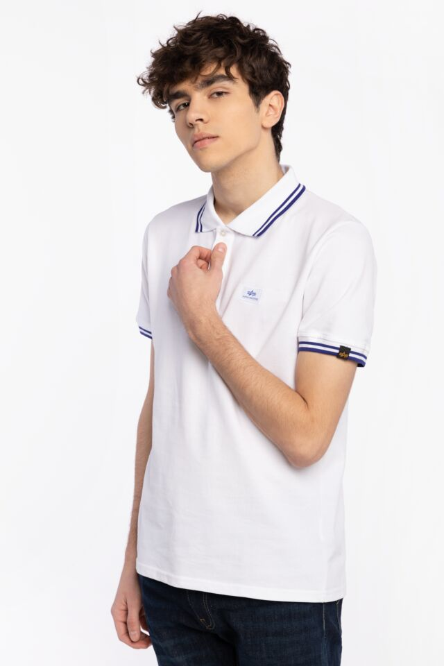 Twin Stripe Polo II 166602-525