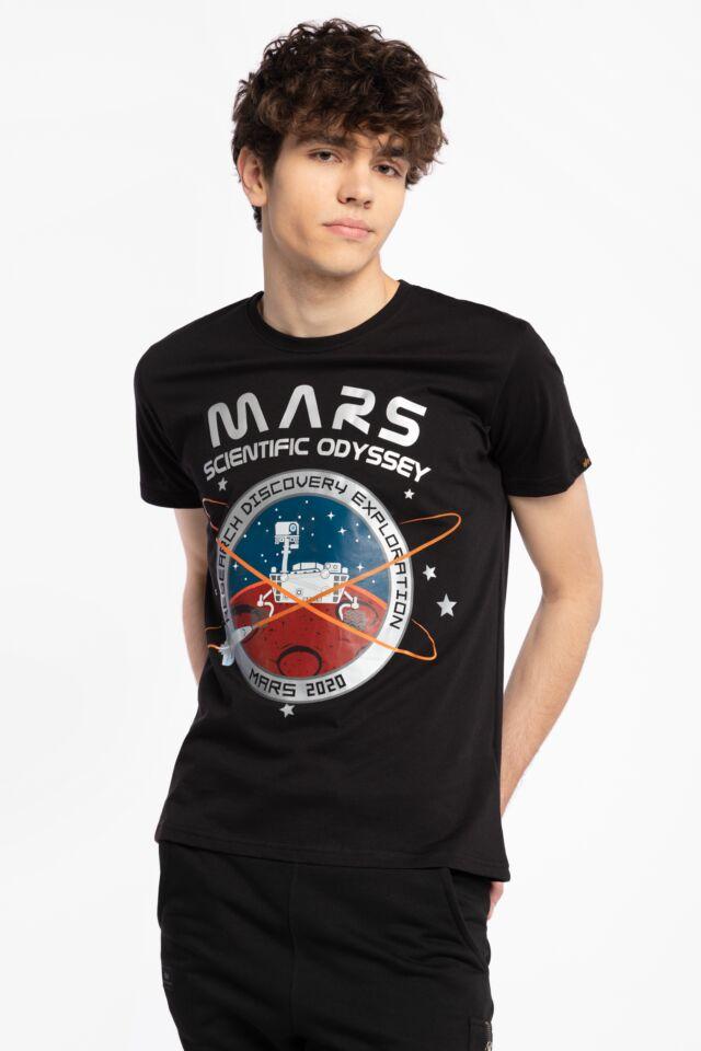 Z KRÓTKIM RĘKAWEM Mission To Mars T 126531-03