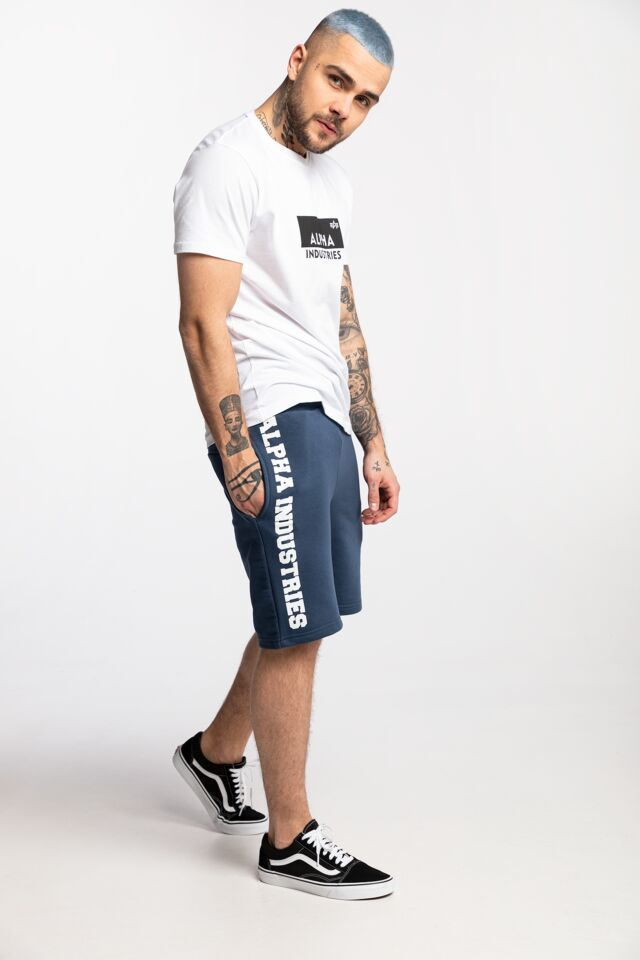 BIG LETTERS SHORT 435 NEW NAVY