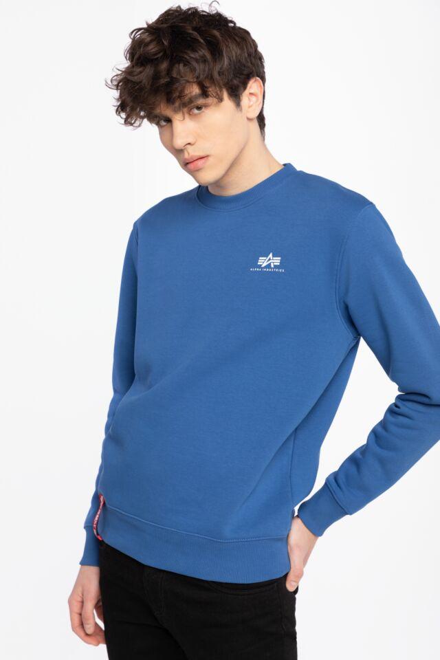 CREWNECK Basic Sweater Small Logo 188307-539
