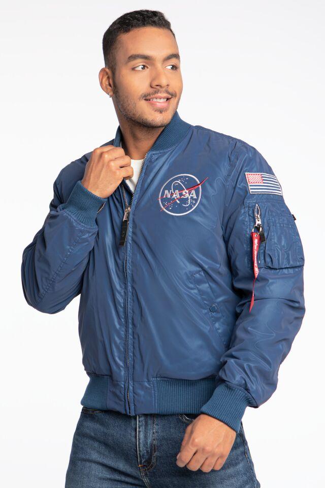 MA-1 NASA Reflective
