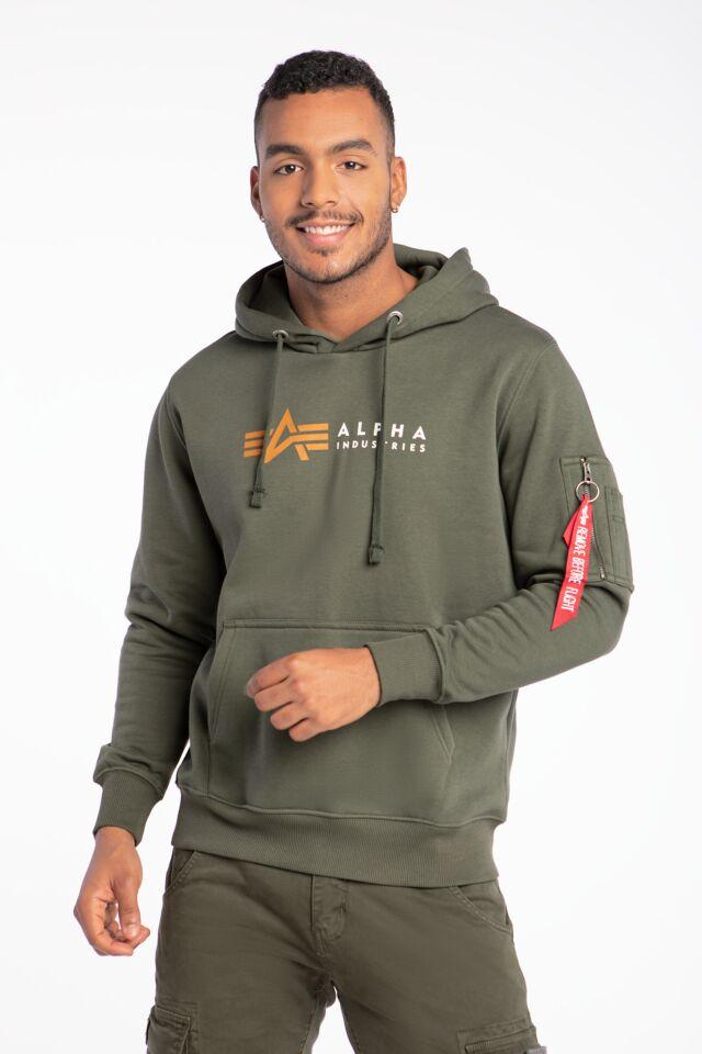 Alpha Label Hoody