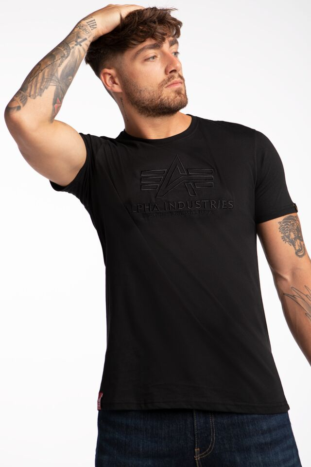 Basic T Embroidery 118505-515