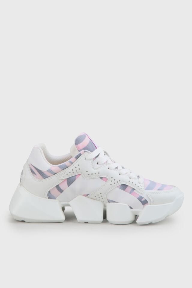 SNEAKERSY 1630446-wht/pink