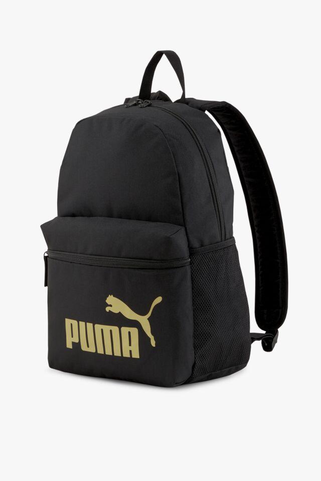 Phase Backpack Puma Black-Golden lo 07548749