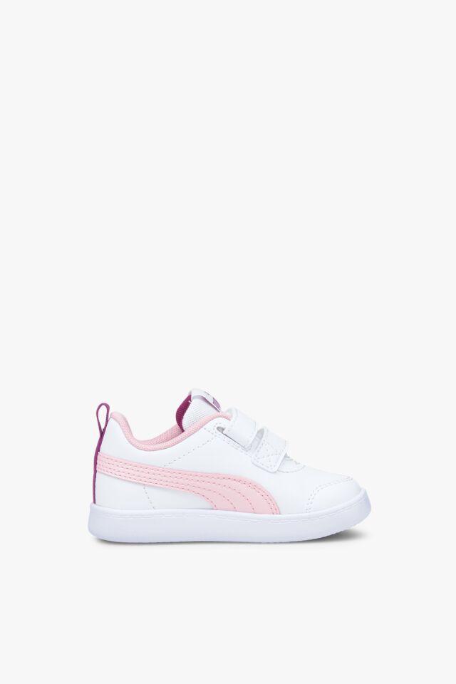 SNEAKERSY Courtflex v2 V Inf Puma White-Pink Lady 37154415