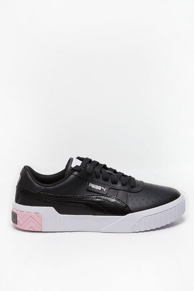 SNEAKERY Cali Jr Puma Black-Pink Lady 36885901