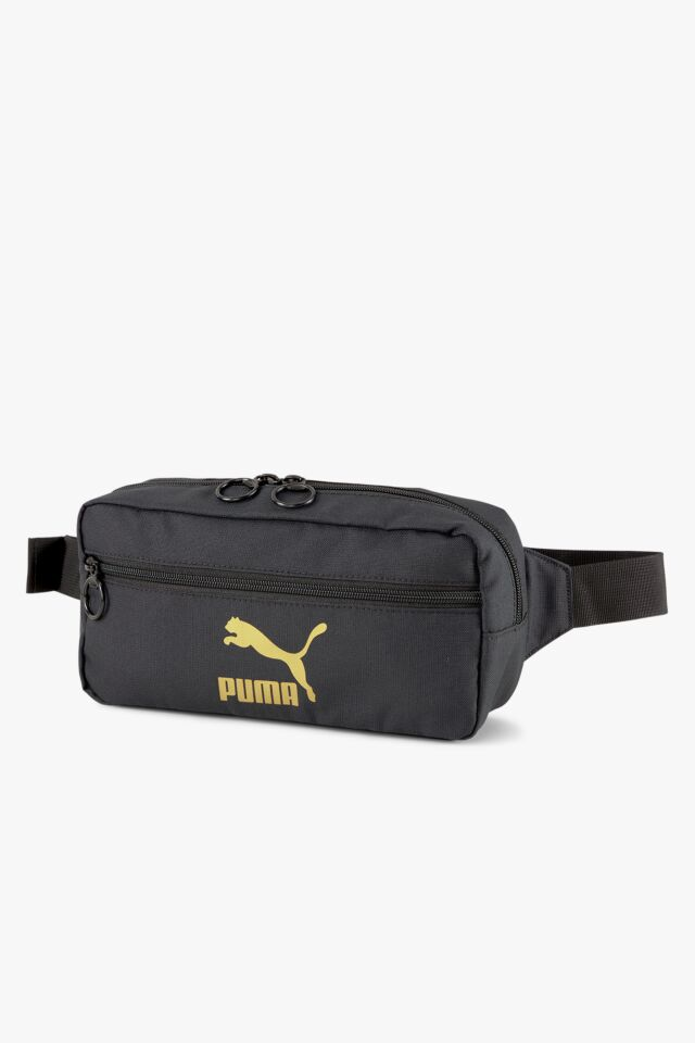 SASZETKA Originals Urban Waist Bag Black-Gol 07800601