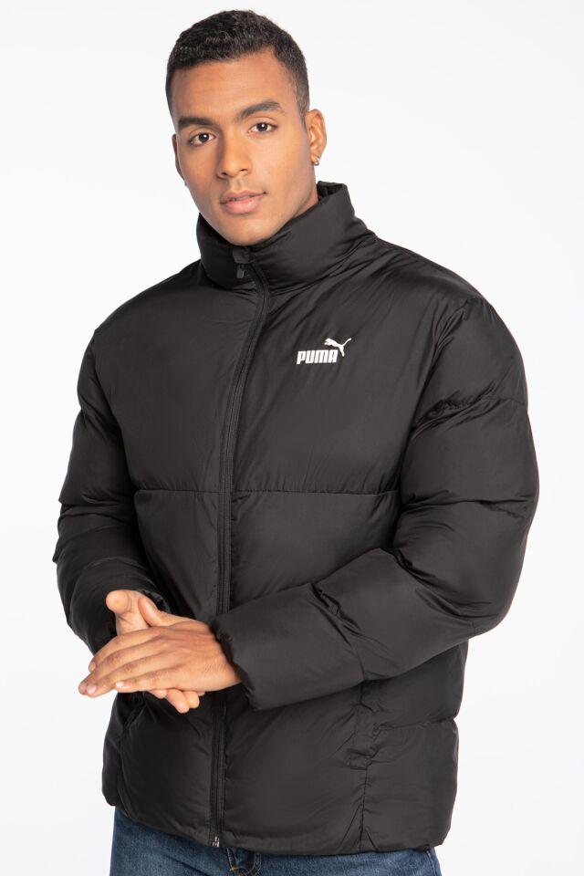 ESS+ Eco Puffer Jacket Black 58769301