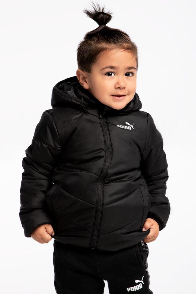 dziecięca ESS Padded HD Jacket B Black 58956901