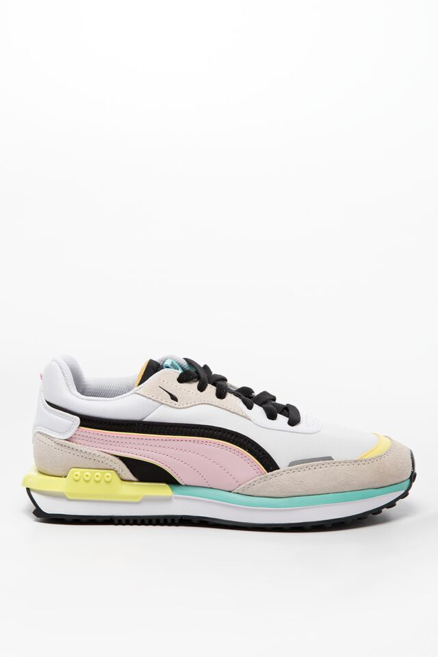 City Rider Vaporous Gray-Pink Lady38204405