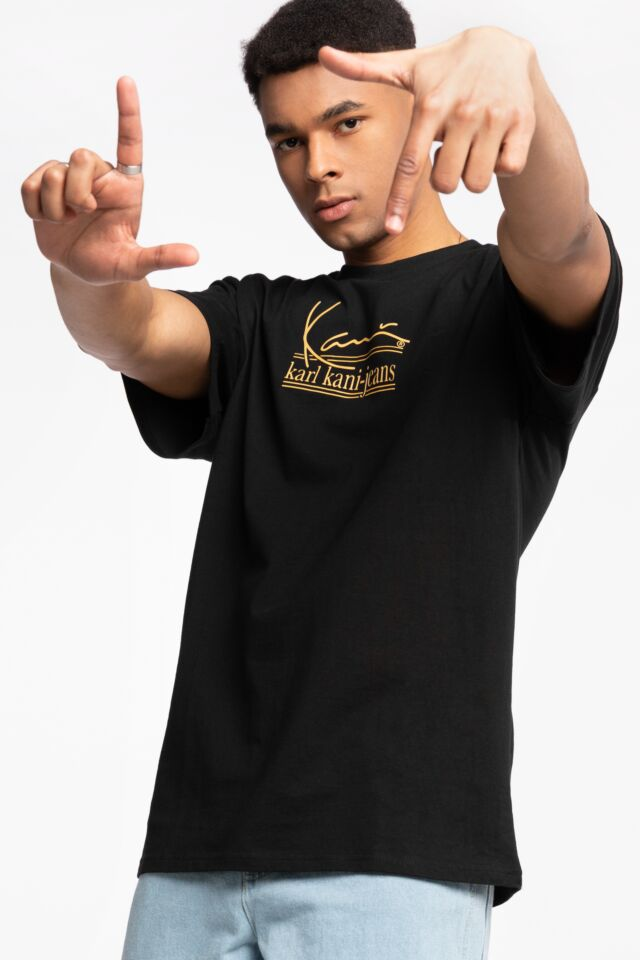 KK Signature KKJ Tee black 6030249