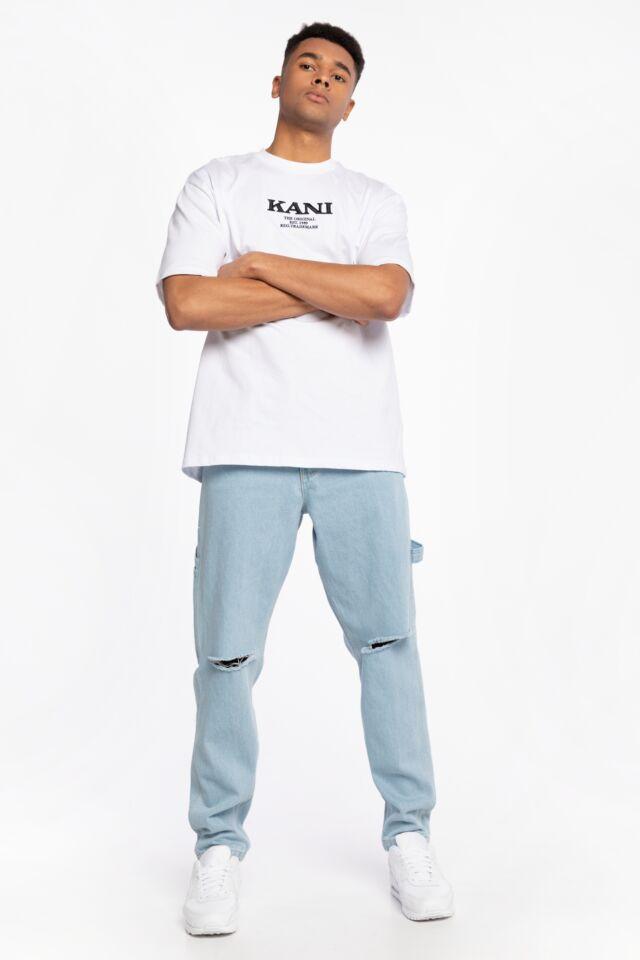 JEANSOWE KK OG Rinse Denim Pants light blue 6000763