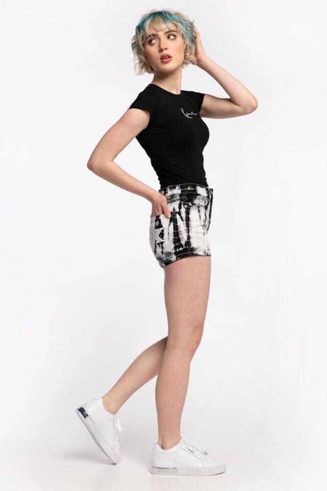 KRÓTKIE  JEANSOWE KK OG Denim Shorts white 6110057