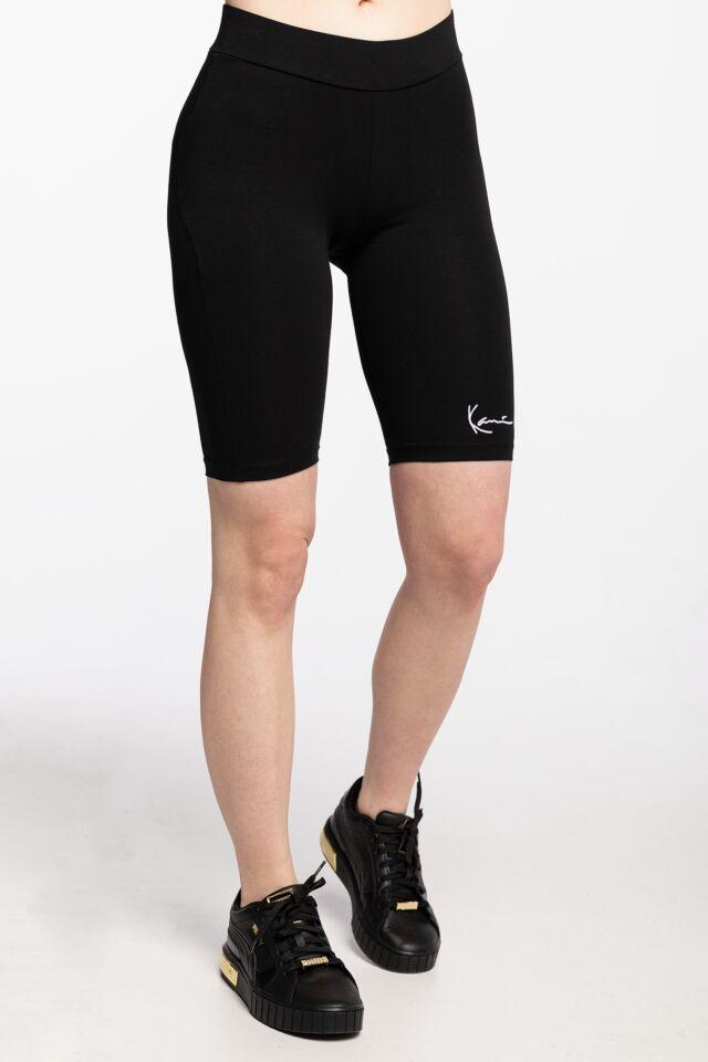 KRÓTKIE / KOLARZÓWKI KK Small Signature Cycling Short black Short white/black 6113510
