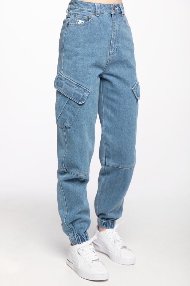 JEANSOWE KK OG Denim Pants blue 6105085