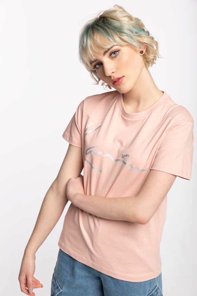 KK Signature Tee rose 6137005