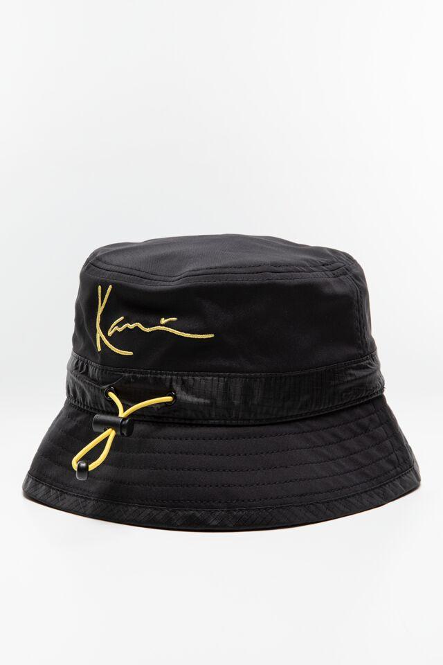 CZAPKA BUCKET HAT KK Signature Bucket Hat black 7115079