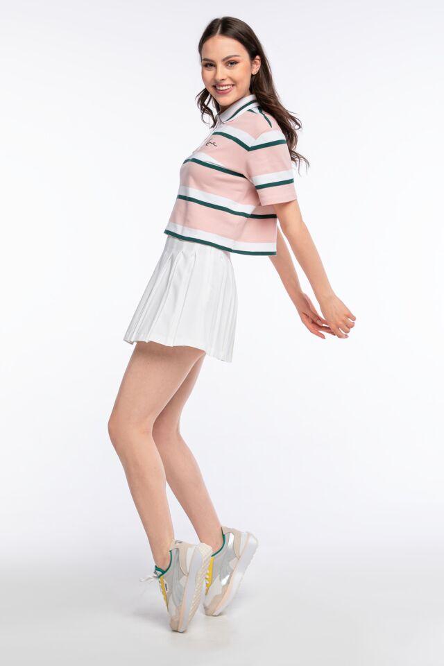 SPÓDNICZKA DO TENISA KK Small Signature Tennis Skirt white 6161154