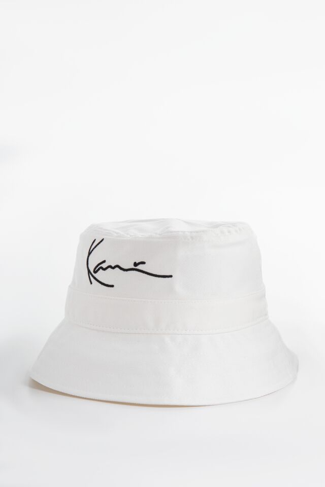 CZAPKA KK Signature Bucket Hat white 7015316