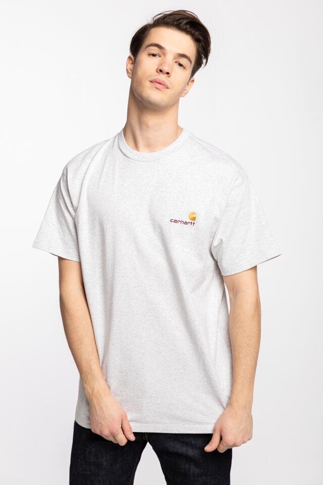 S/S American Script T-Shirt I029007-48200