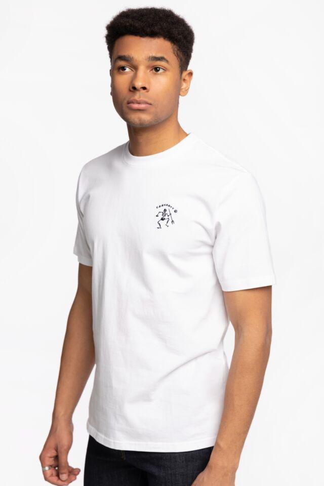 Z KRÓTKIM RĘKAWEM S/S Misfortune T-Shirt I029065-200