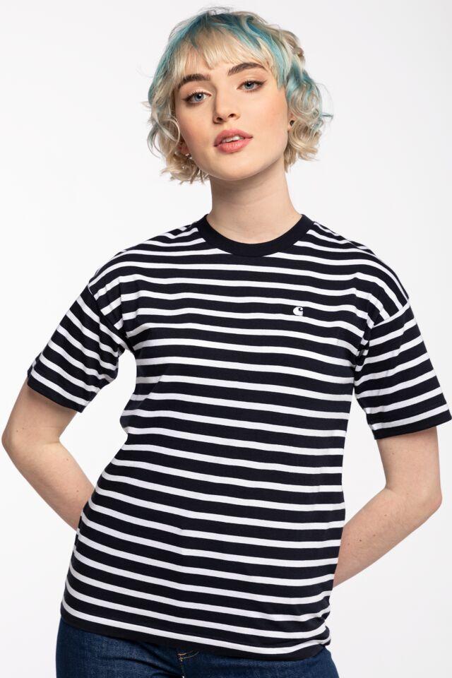 Z KRÓTKIM RĘKAWEM W' S/S Robie T-Shirt I029080-1C90