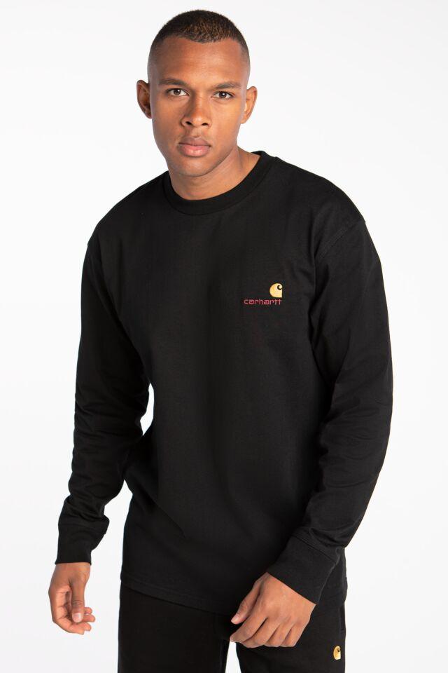 WIP L/S American Script T-Shirt I029955-89XX