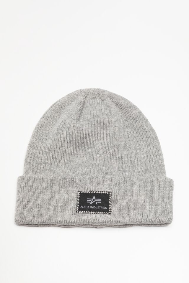 X-FIT BEANIE 17 GREY HEATHER