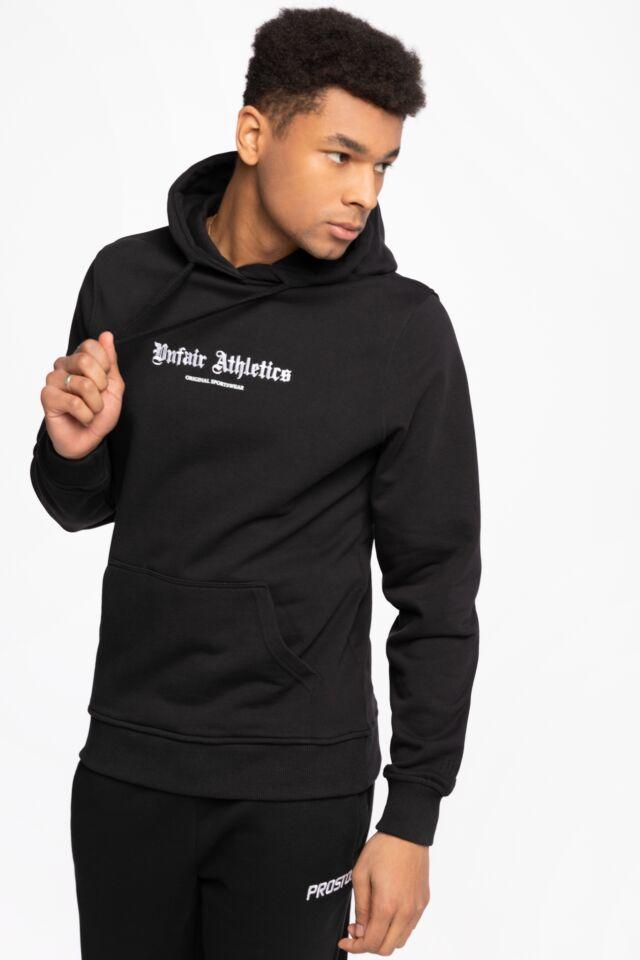 Z KAPTUREM OG Sportswear Hoodie Black Black UNFR21-005