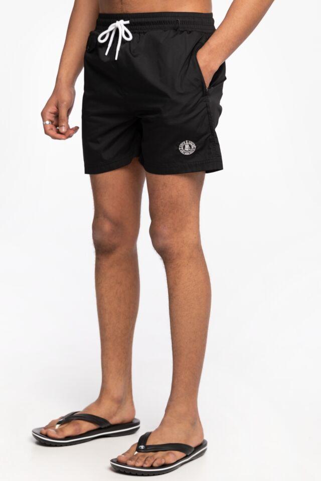 DMWU Ocean Swim Shorts Black Black UNFR21-010