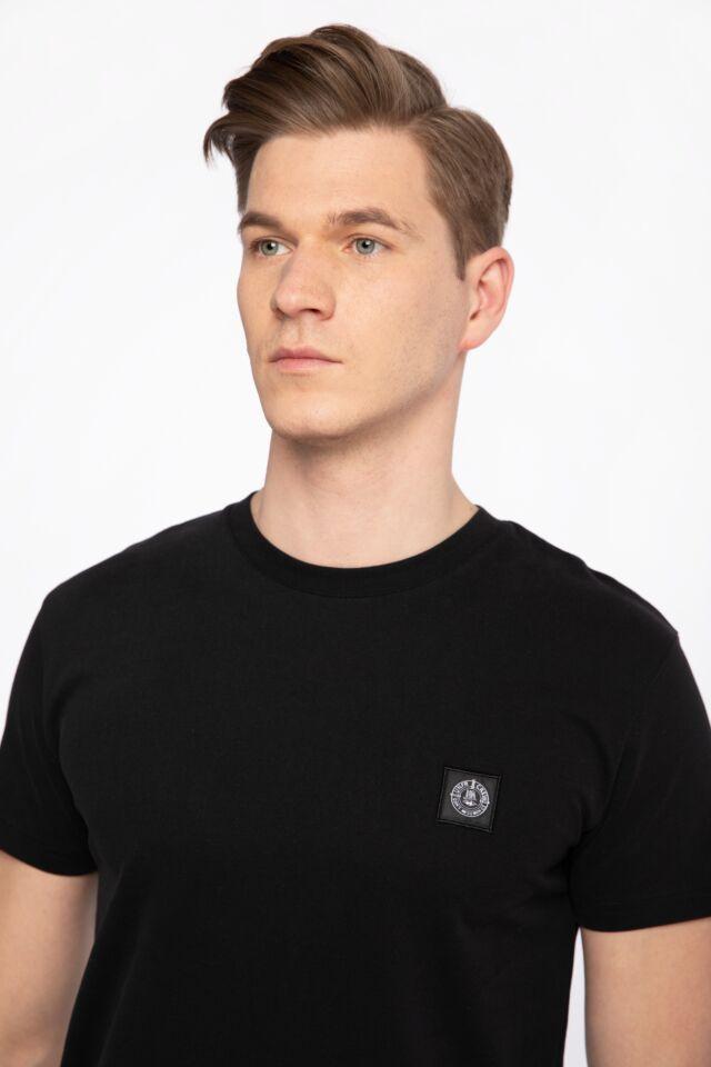 DMWU Patch T-Shirt Black Black UNFR21-012