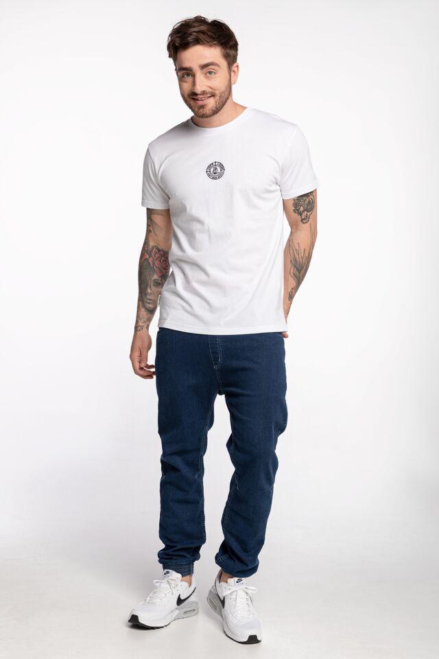 DMWU Essential T-Shirt White UNFR21-087