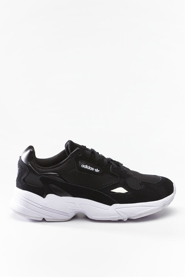 FALCON W 129 CORE BLACK/CORE BLACK/FOOTWEAR WHITE