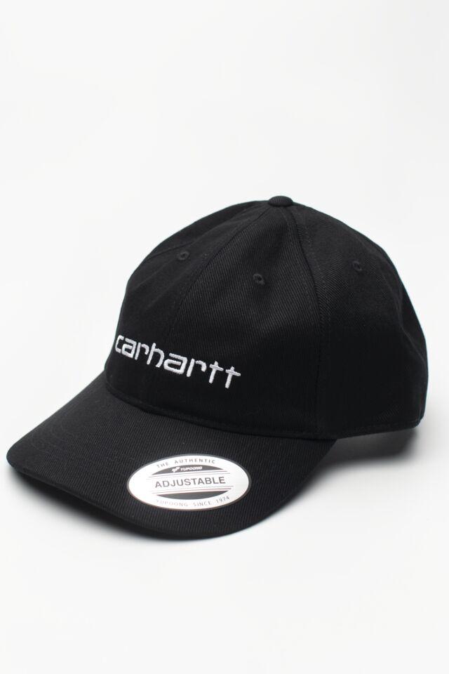 CARTER CAP 8990 BLACK/WHITE