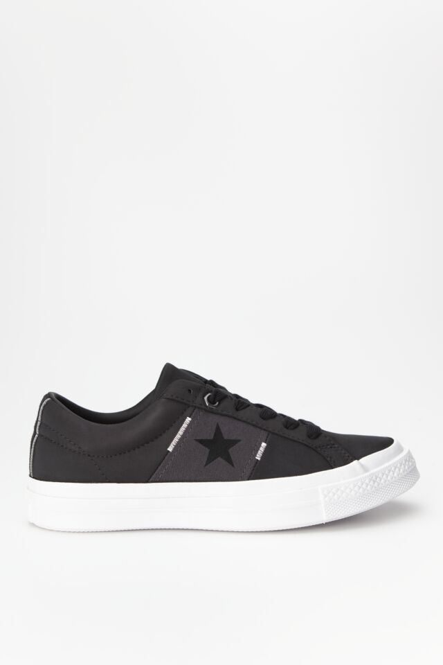 ONE STAR 059 BLACK/ALMOST BLACK/WHITE