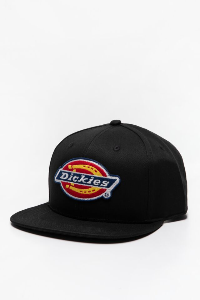 CZAPKA Z DASZKIEM MULDOON 5 PANEL CAP BLACK DK844031BLK1001
