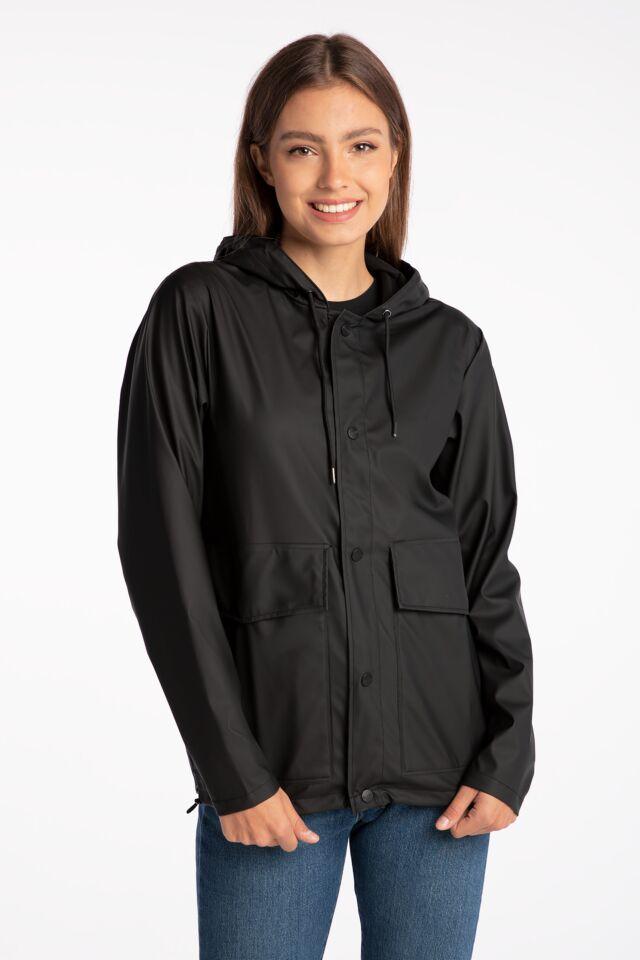 Short Hooded Coat 1826-01