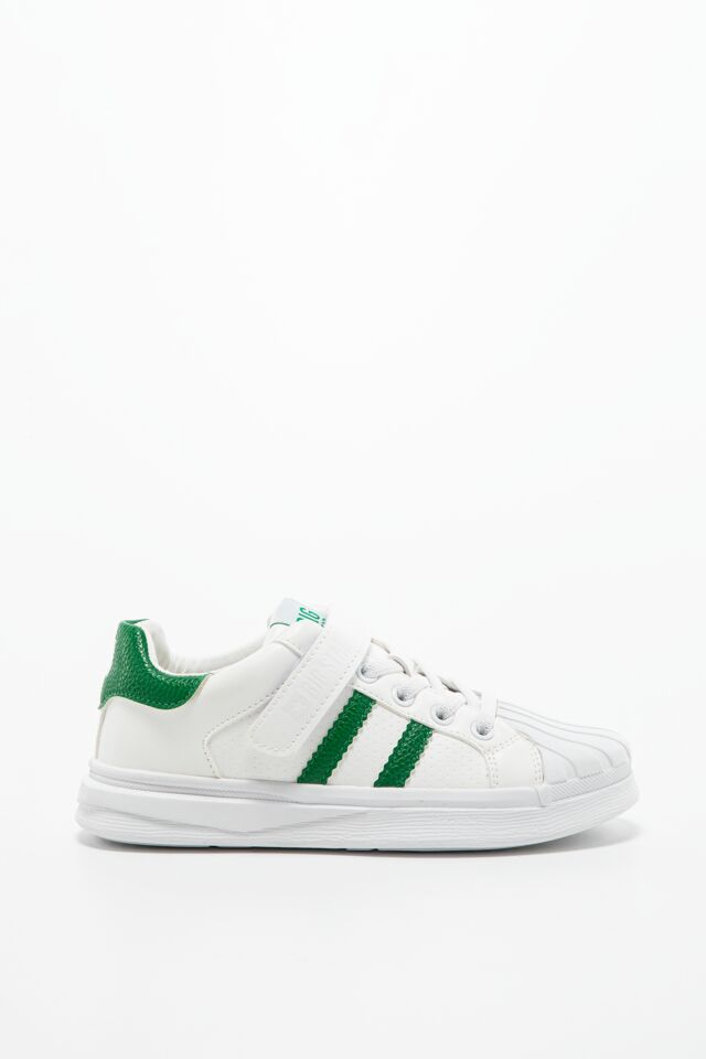 GG374019-WHITE/GREEN