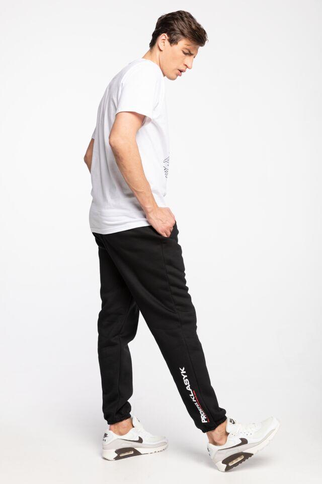 DRESOWE PANTS CLAT BLACK KL211MPAN1011