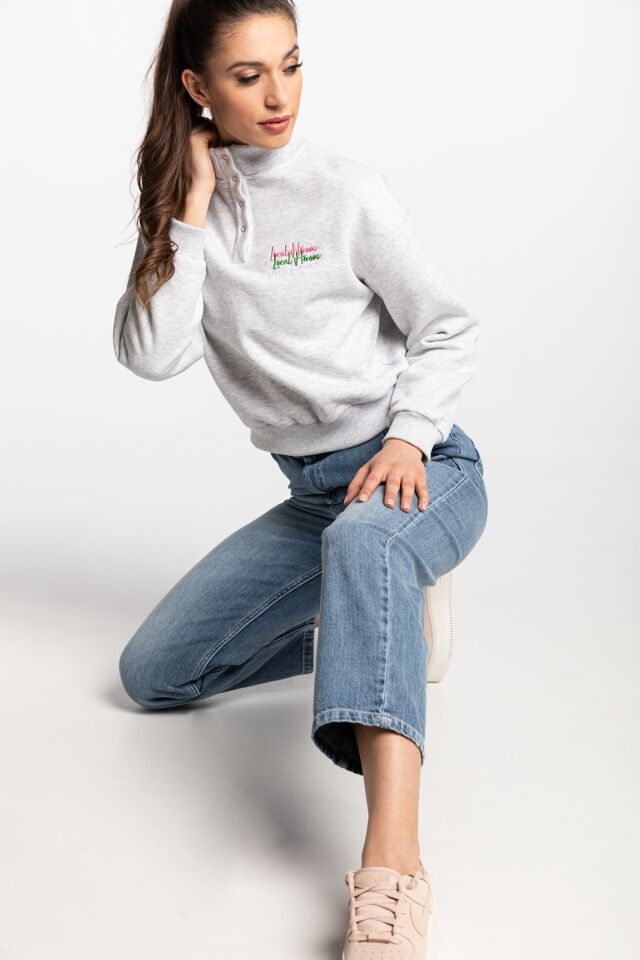 SORBET TURTLENECK SWEATSHIRT  SS21S0024