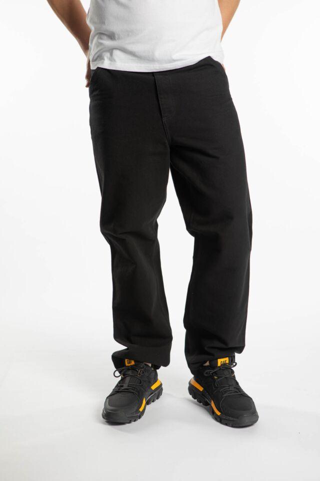SINGLE KNEE PANT 8902 BLACK