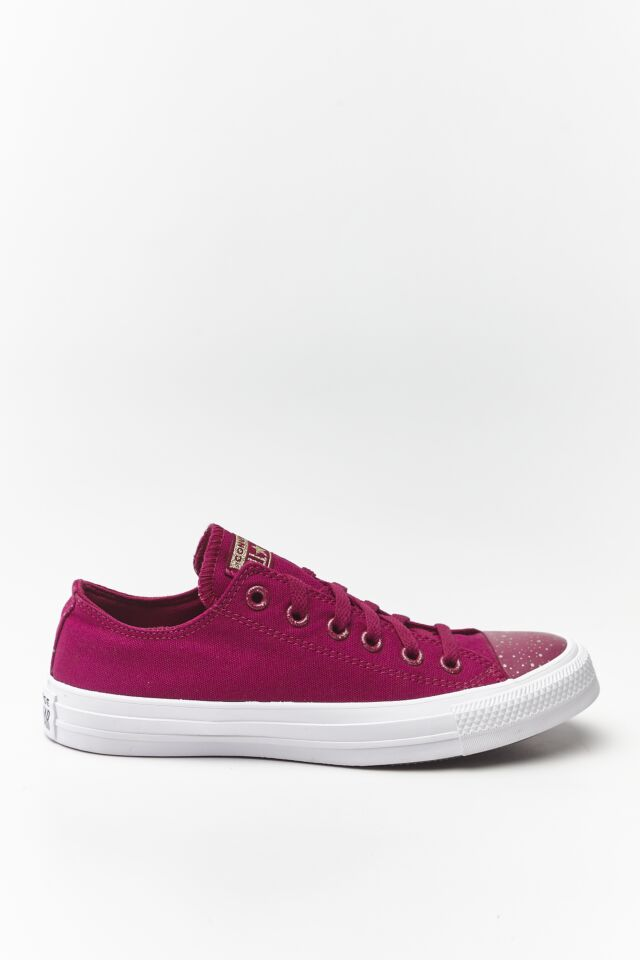 CHUCK TAYLOR ALL STAR 227 ROSE MAROON/WHITE/LIGHT GOLD