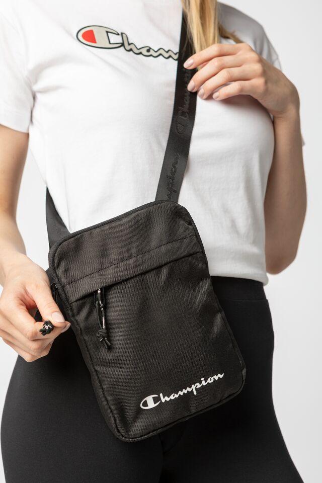MEDIUM SHOULDER BAG KK001 BLACK